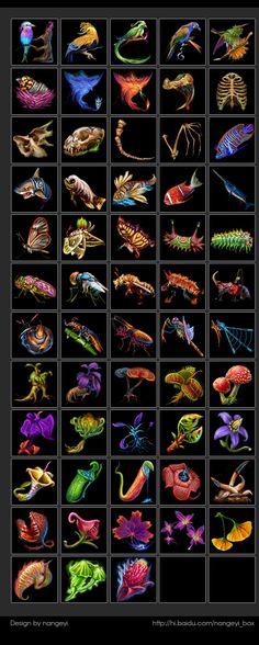 game icons 100 by nangeyi.deviantart.com on @deviantART