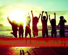 Friends / via Favim Summer Beach Party, Pink Summer, Beach Fun, Summer Of Love, Summer Days, Summer Fun, Summer Time, Spring Break, Summer 2014
