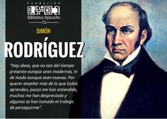Hoy 28 de febrero conmemoramos otro año del fallecimiento del Maestro de América, Simón Rodríguez. Sus ideas revolucionarias marcaron el rumbo del Libertador Simón Bolívar.