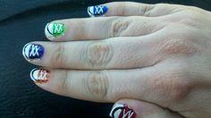 Shoe finger nails