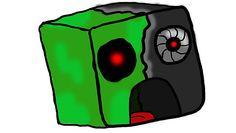 TheBloxzer Minecraft Head Original