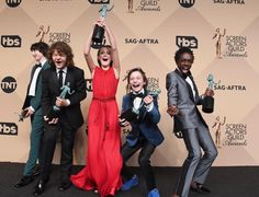 SAG Awards Go Political