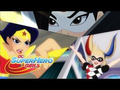 "DC Super Hero Girls & Fifth Harmony's ""That's My Girl"" Video 