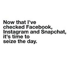 #Sad but somewhat #true. #morningritual while #coffee works its magic. #carpediem  First this mindless fluff then I'll tackle important stuff. by emotional.black.male