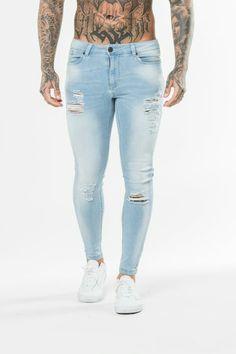 Pantalon Spray On Jeans e7be0fcdd1af3