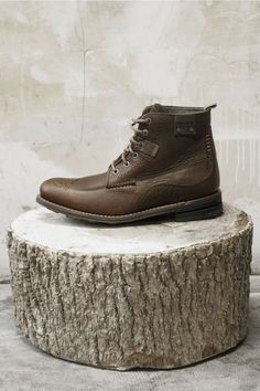 Caterpillar Boots Isaac Briar - available @ www.BootsJeansandLeathers.com