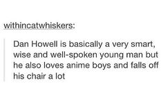dan howell's a gift