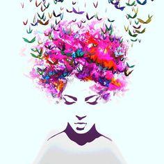 ¡¡Buenos días Mundo!! #FelizJueves!! Hoy os hablamos de #PlayfulBrights o de cómo dejar volar tu imaginación con los 9 tonos del arcoiris creando tu propia fantasía de #color en tu #cabello...¿Quieres ver todos los tonos que te están esperando?