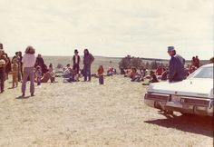 1973 FBI and American Indian Movement (AIM) Wounded Knee Incident, South Dakota - Wounded Knee, by Wampa-One