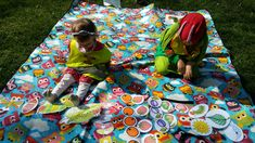 The Very Hungry Caterpillar picnic.  Prescool.