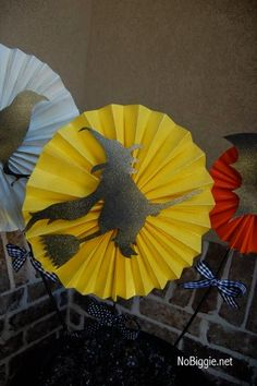 DIY Halloween : DIY halloween silhouettes : DIY Halloween Decor