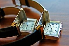 Jaeger-LeCoultre - Ciao a tutti! Please meet my new Reverso :)