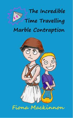 My second book!  Time travelling, squabbling brothers!