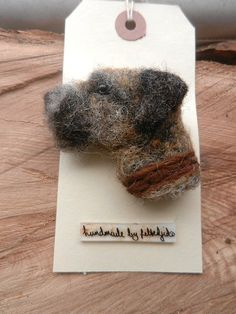 needle felted brooches | Flickr - Fotosharing!