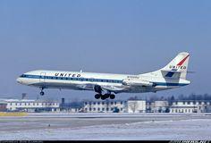 February 1967 - N1005U (cn 90) Landing on 28L at CMH.