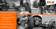 Here are the most reliable services for marking your every drive safer and better! #RoadsideAssistance