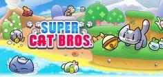 Super Cat Bros per Android e iPhone - uno dei migliori platform game del 2016! Super Cat Bros farà la gioia degli appassionati dei platform game e non solo, poco ma sicuro!  Il gioco (disponibile per Android e iPhone) ricalca lo stile dell'immortale e sempreverde Super Mario  #android #iphone #supermario #platformgame