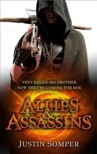 Allies and Assassins | We Love This Book