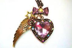 Super Sailor Chibi Moon Necklace