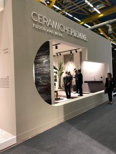 We are at Cersaie (Hall 20 Stand in Bologna until Friday to tell you about our new collections: and an exclusive series inspired by the most precious granites, by Floors And More, Bologna, Glitch, Valentino, This Is Us, Told You So, Friday, Collections, Flooring