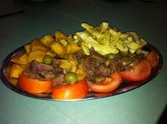 Picado Regional | Minced meat