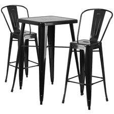 3-Piece Paulson Pub Table Set