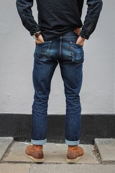 Yes! boot cut jeans.