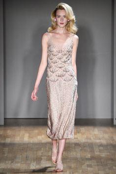 Jenny Packham, New York Fashion Week, Frühjahr-/Sommermode 2015 Jenny Packham, Fashion Week, Spring Fashion, Fashion Show, Fashion Design, Women's Fashion, Couture Fashion, Runway Fashion, Fashion Models