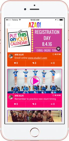 Video sharing app that dance studio owners need!