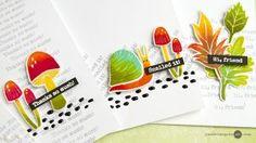 Multi colour stamp blending