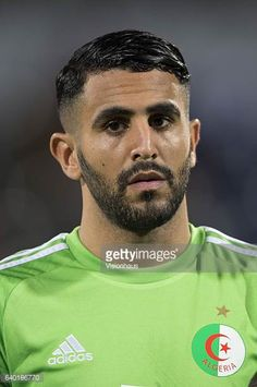 MAHREZ of Algeria during the Group B match between Senegal and Algeria at Stade Franceville on January 23 2017 in Franceville Gabon