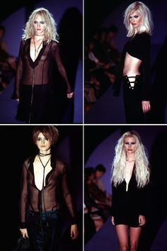 Current Inspiration: Gucci S/S 1996