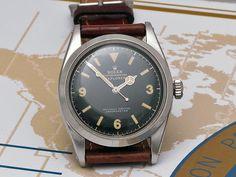 Rolex Explorer ref 6610, quite rare