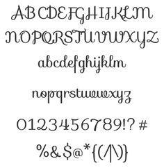 Sofia font (FREE)