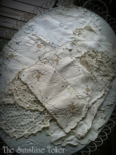 Lot of Vintage Table Linens by TheSunshineToker on Etsy, $7.00