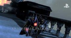 Arkham: Knightfall Bane, Batman