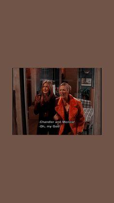 Friends Tv Quotes, Friends Scenes, Friends Poster, Friends Moments, Friend Memes, Friends Tv Show, Cute Friends, Real Friends, Friends Forever