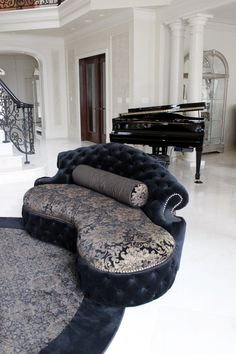 Custom built and designed by :Fabulous Furnishings & Upholstery . We can create anything !