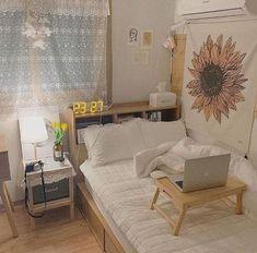 Bedroom Inspo, Home Bedroom, Bedroom Decor, Bedrooms, Room Goals, Aesthetic Room Decor, Decoration, Dorm Room, Room Inspiration