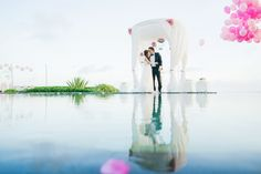Jay and Amy's Destination Wedding at Tirtha Luhur, Bali Wedding Destination, Bali Wedding, Wedding Couples, Our Wedding, Best Love Stories, Love Story, Something Old, Strand, Wedding Photography