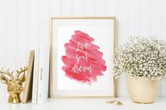 39 Free Printables You'll Actually Want To Hang On Your Wall - Mom Insane Fit