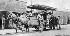 THE TRAMWAYS OF CURAÇAO