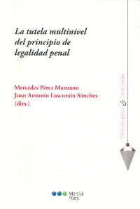 La tutela multinivel del principio de legalidad penal / Mercedes Pérez Manzano, Juan Antonio Lascuraín Sánchez (dirs.) ; Marina Mínguez Rosique (coord.).. -- Madrid : Marcial Pons, 2016.