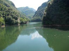 Lago artificiale di Turrite Cava