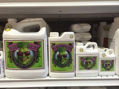 The largest largest store and largest stock on Advanced Nutrients in Florida