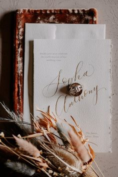Modern Bohemian Vow Renewal in Joshua, Texas | The Perfect Palette