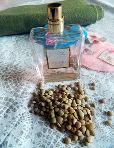 Felt Heart Perfume Satchel