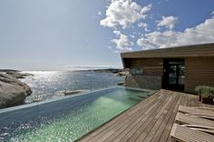 """""""REPIN"""" if you love this.    Summer House Vestfold - Modern Preview - Fine Modern Design and Architecture"""