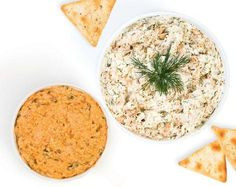 Dips from Charleston Magazine Nov. Issue Trattoria Lucca's Cannellini Bean Puree is wonderful!