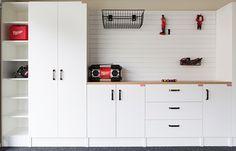 Find Pescara, Black Chrome in Pescara - Black Chrome - D Handles - Handles at Heritage Hardware Garage Storage, Kitchenware, Kitchen Design, Entryway, Chrome, Taps, Hardware, Furniture, Black